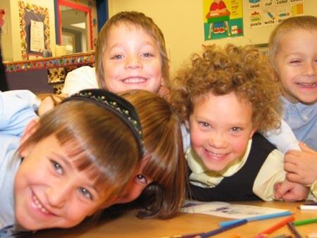 day school kids