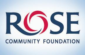 Rose Community Foundation (logo)