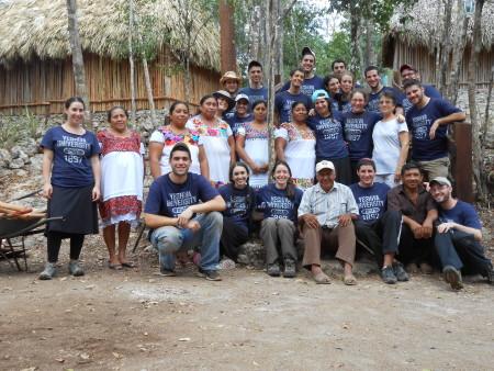 Collaborating with Hombre Sobre La Tierra in Mexico