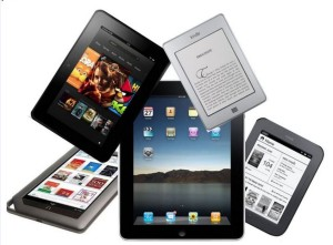 e-readers / tablets