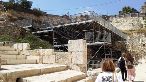 Government proposed Kotel solution