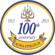 AEPi Centennial logo