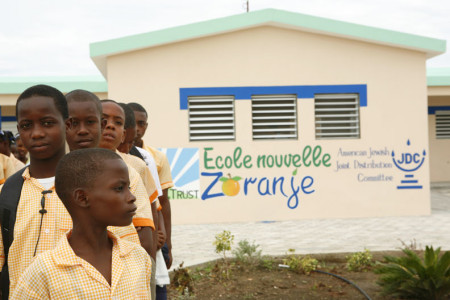 Haiti, September 2011 by Gideon Herscher