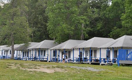 B'nai B'rith's Perlman Camp in Lake Como, PA