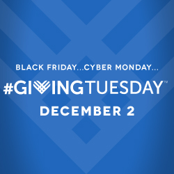 Giving Tuesday for posts
