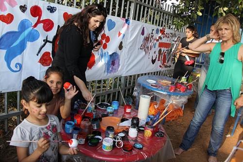courtesy Takdim, the Ramat Hasharon Community Foundation