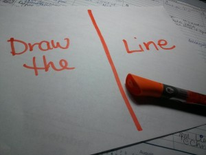 draw-the-line