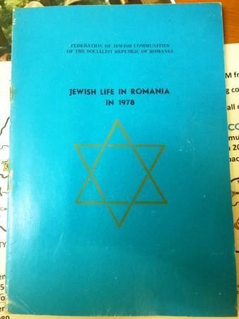 Jewish Life in Romania 1978