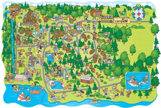 chi-map