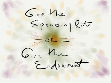 Give Spending Rate