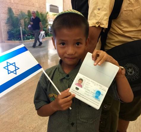 Photo courtesy Shavei Israel.