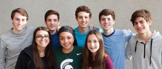 Detroit Jewish Teen Fund Board; courtesy.