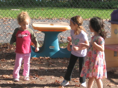 North Shore Congregation Israel preschool