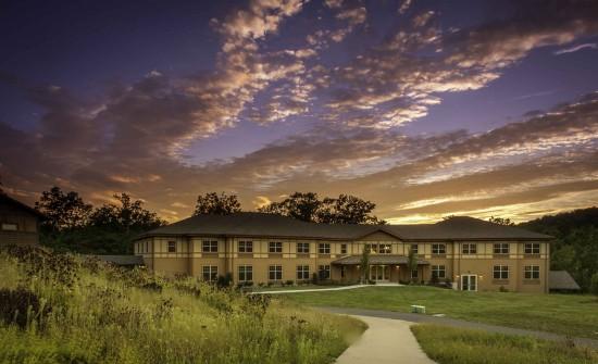 Nesiya Lodge at Capital Retreat Center