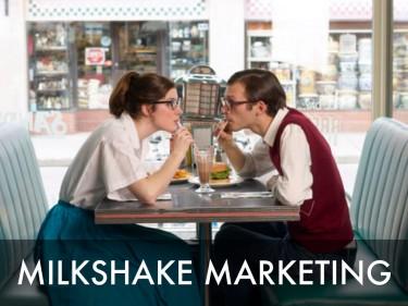 Milkshake marketing