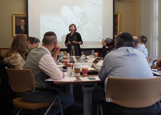Inaugural program of LEAP, a partnership between Clal and the University of Pennsylvania's Herbert D. Katz Center for Advanced Judaic Studies. Photo courtesy UPenn.