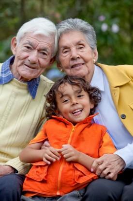grandparents - Cohen Center