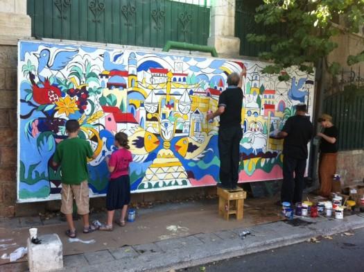 The Jerusalem Biennale 2015, screenshot