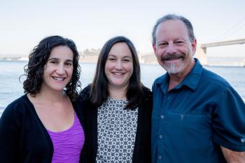 Becca, Jamie and Ken