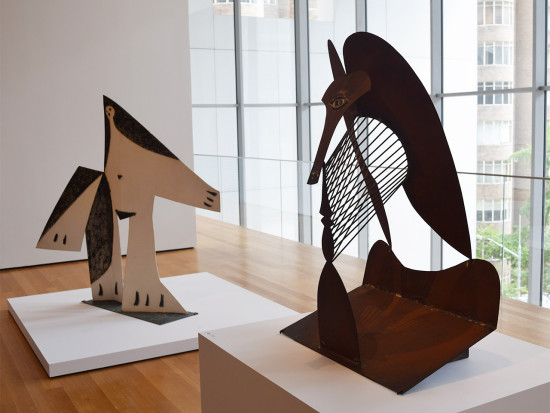 The Museum Of Modern Art?, MoMA || Exhibition: Picasso Sculpture || from 14.09.2015 until 07.02.2016; screenshot
