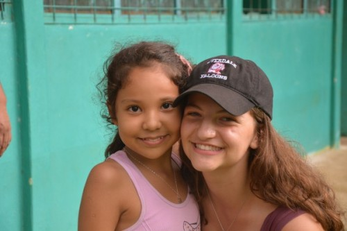 Become fast friends with children and other community members in our host village.