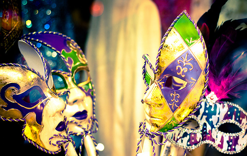 Cirque Du Purim; photo courtesy TC Jewfolk