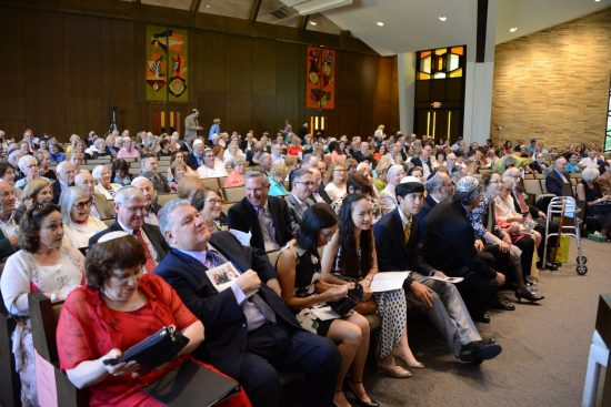 Temple Beth El of Springfield, MA; June 2015; courtesy.