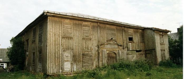 Žiežmariai synagogue