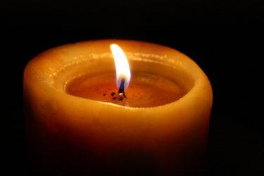 memorial cand;e