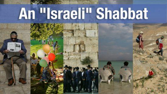 Israeli Shabbat