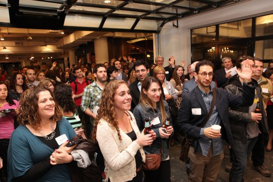 2014 NYC Launch Night