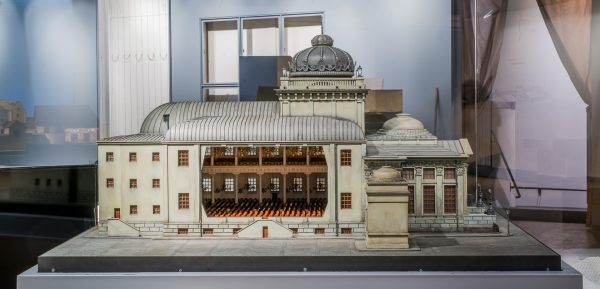 "T?omackie"" The Great Synagogue (1878 - 1943), Warsaw, Poland"
