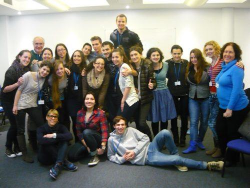 Matara 2014 participants; courtesy.
