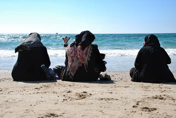 mantaray-beach - Humans of TA